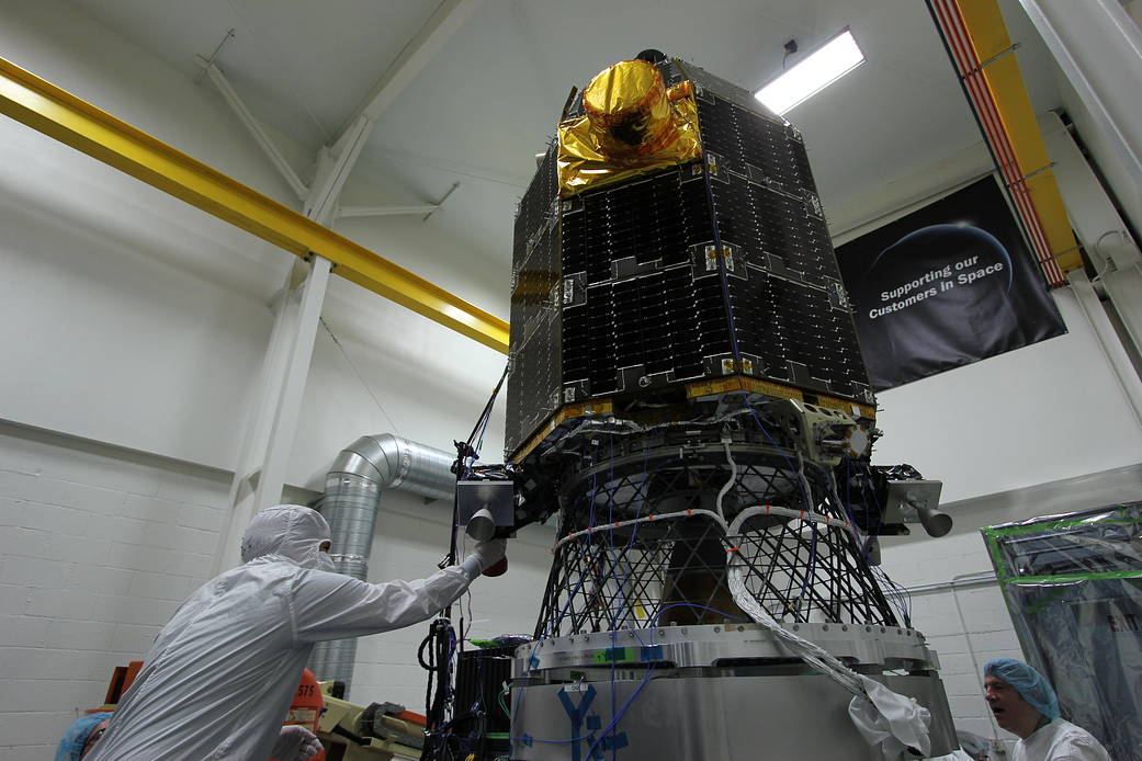 LADEE Vibration Test