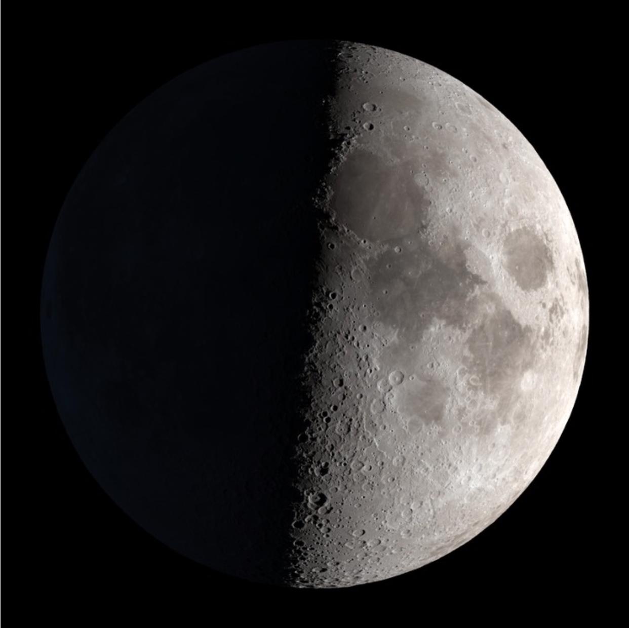 Noche Internacional de Observación de la Luna.