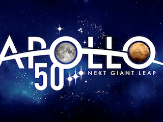 NASA Adds Events to Celebration of 50th Anniversary of Historic Moon Landing