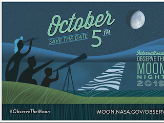 International Observe the Moon Night Celebrates 10 Years of Lunar Engagement