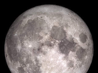 Radar Points to Moon Being More Metallic Than Researchers Thought