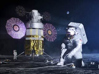 Video: Spacesuits and Tools for Exploring the Moon