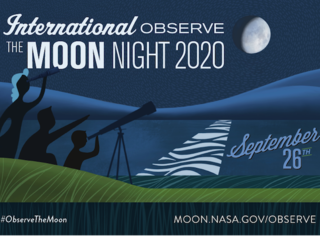 Celebrate Virtual International Observe the Moon Night with NASA Goddard