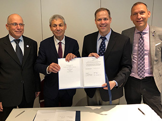 NASA, Israel Space Agency Sign Agreement for Commercial Lunar Cooperation