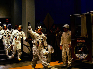 NASA Helps Bring Story of Historic Moon Landing, Neil Armstrong to Younger Generations