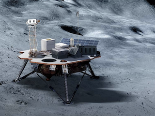 NASA Selects 12 New Lunar Science, Technology Investigations
