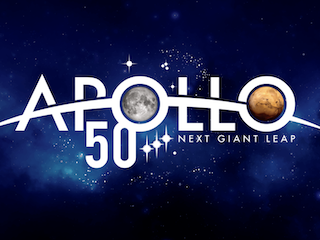 NASA Celebrates 50th Anniversary of Historic Moon Landing with Live TV Broadcast, Events