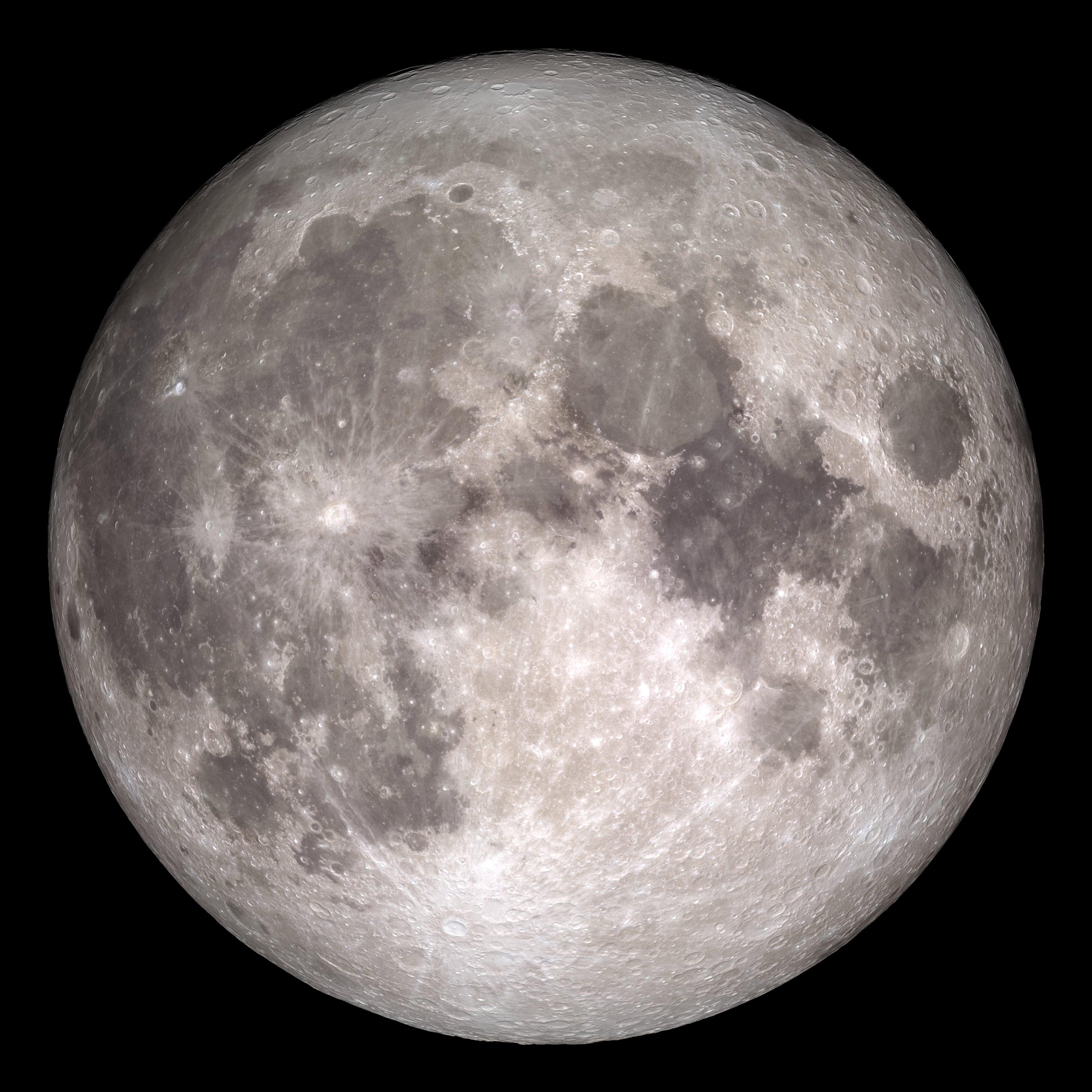 the near side of the moon moon nasa science