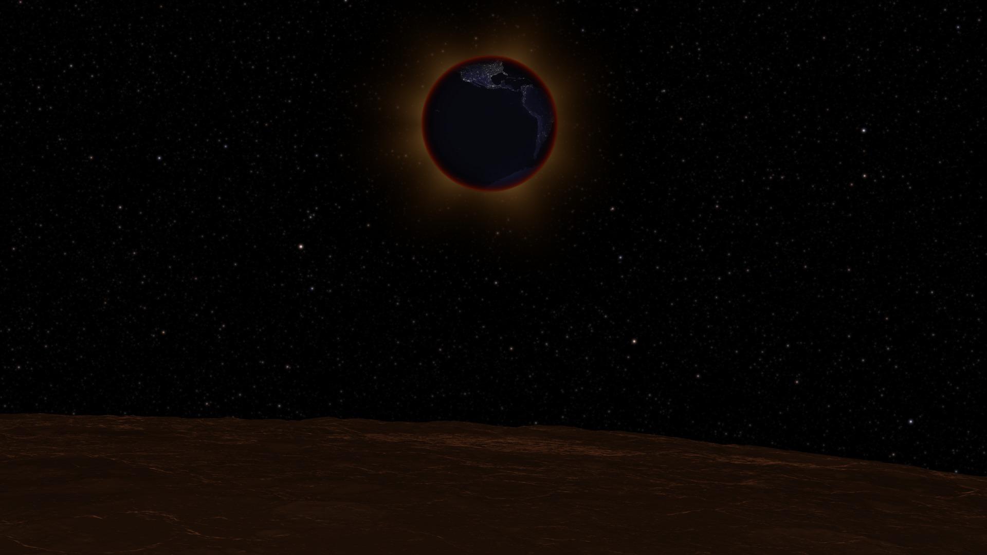 Lunar Eclipse of April 15, 2014 - Moon: NASA Science