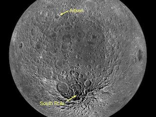 Tour Of The Moon 4k Moon Nasa Science