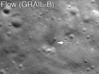 GRAIL Impact Sites