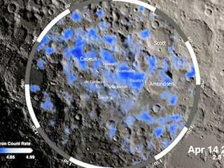 Water on the Moon – Moon: NASA Science